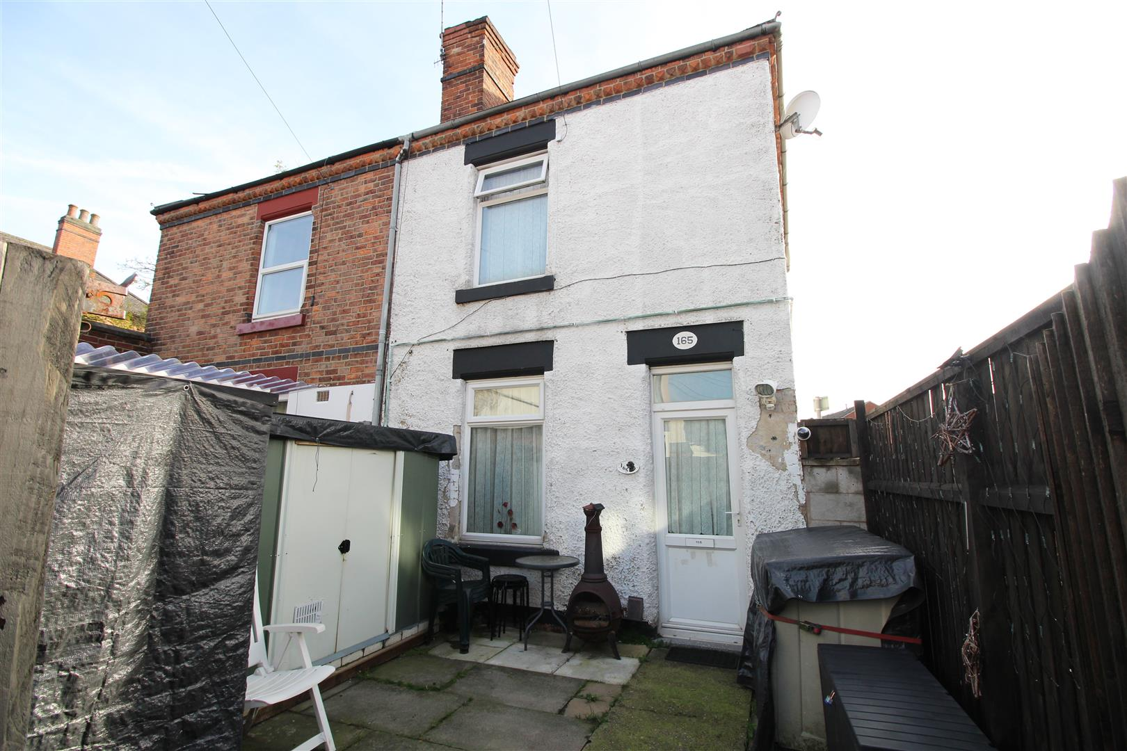 2 Bedrooms Semi Detached House for sale in Derby Road, Stapleford, Nottingham